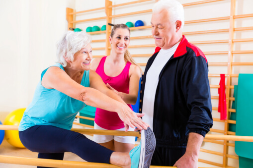 Inspiring Your Grandparents to Stay Physically Active