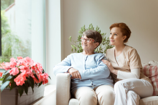 Companionship Care Service for Elderly People