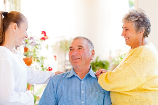 Cleanliness as a Part of Seniors' Healthy Routine